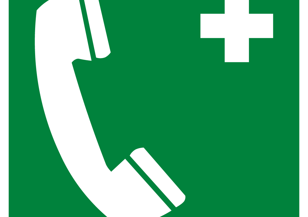 Emergency Telephone Symbol