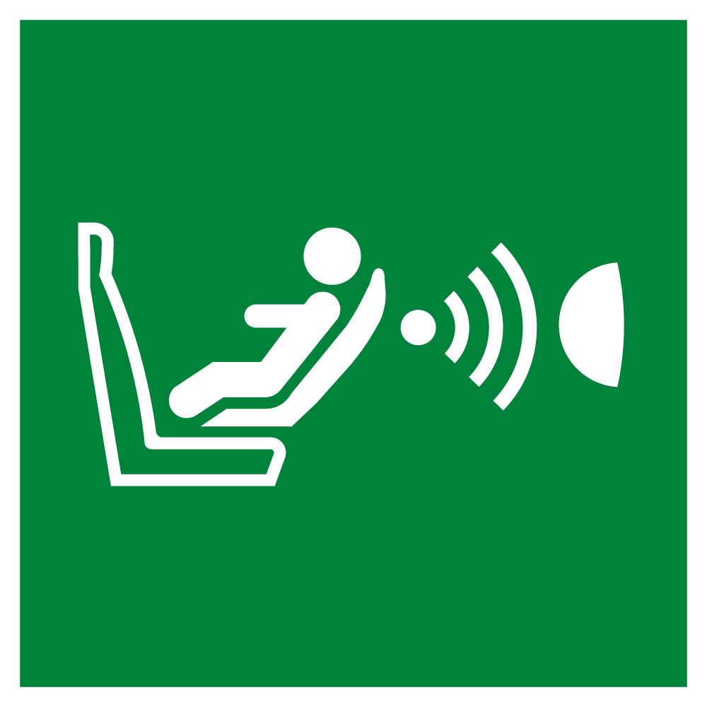 Child Seat Presence And Orientation Detection System(CPOD)
