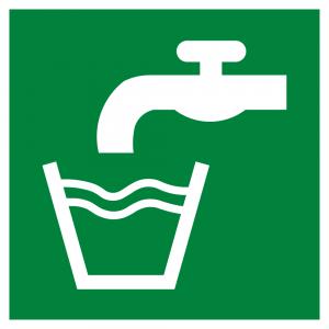 Drinking Water Symbol