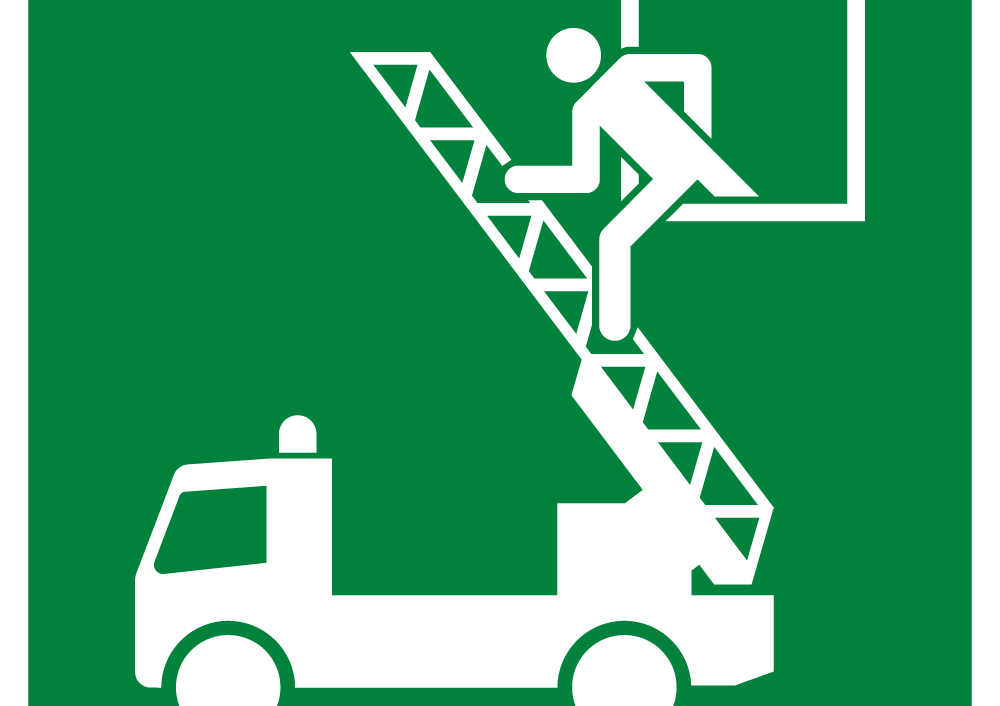 Rescue Window Symbol